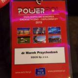 EIDOS naOgólnopolskim Kongresie Energetyczno-ciepłowniczy POWERPOL